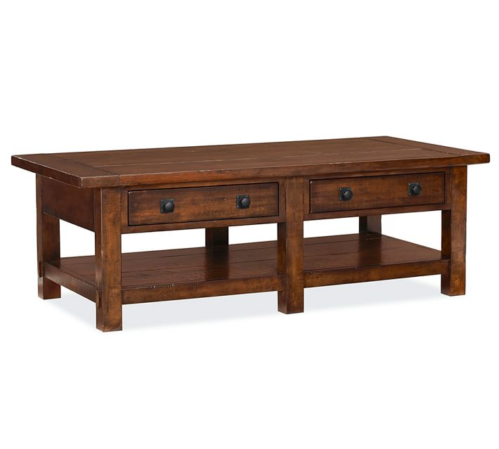 Benchwright Rectangular Wood Coffee Table with Drawers.jpg