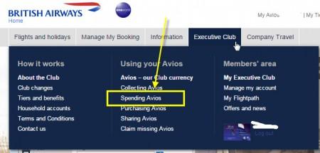 BA-spending