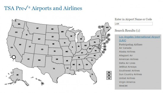 tsa-participating-airlines