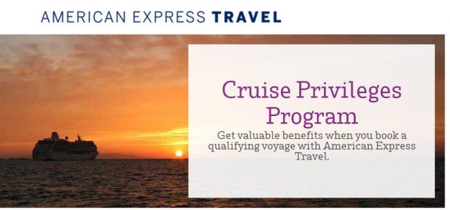 amex-cruise-privilege
